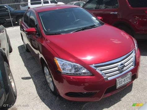 red nissan sentra nissan sentra 2014 red www imgkid com the image kid