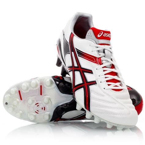 Asics Football Gear asics lethal tigreor 5 it mens football boots white sportitude