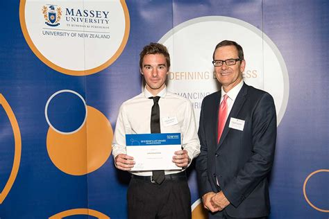 Massey School Of Business Mba by Academic Excellence Awards Massey