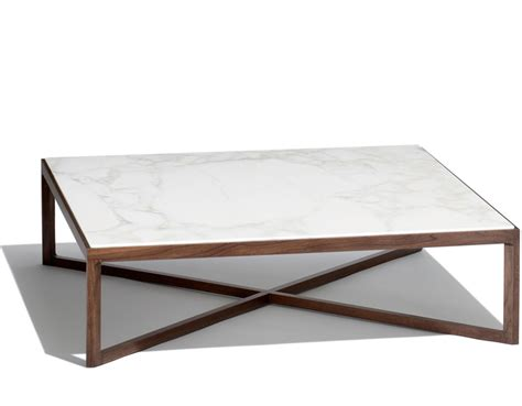 krusin square coffee table hivemodern com