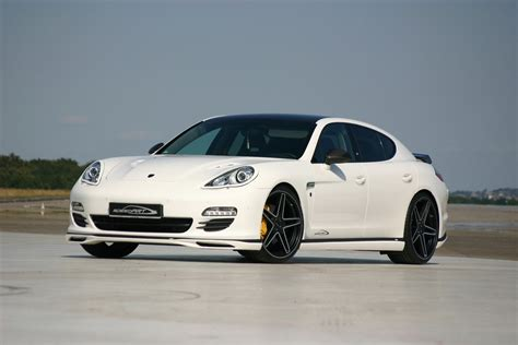 Porsche Diesel Cars by Speedart New Porsche Panamera Diesel Car Tuning