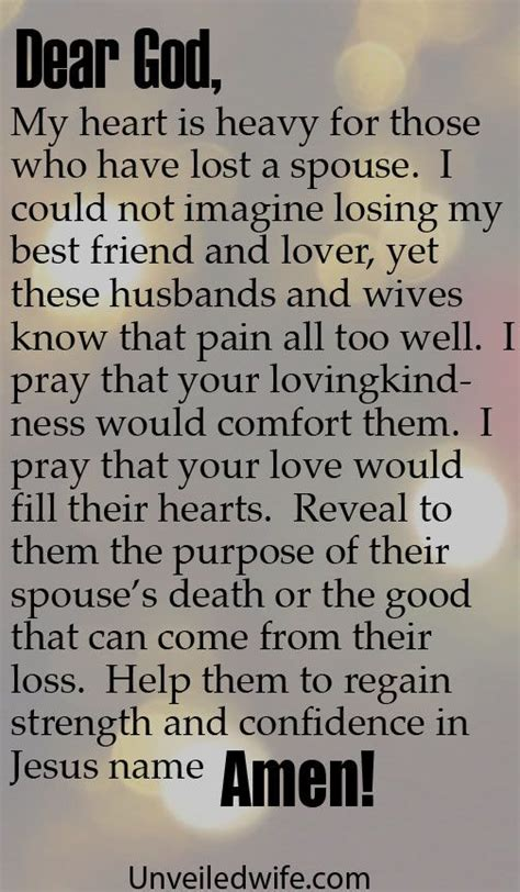 comfort prayers for death prayer of the day death of a spouse my heart dr who
