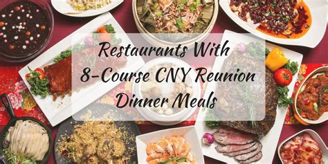 new year dinner klang valley 20 places in klang valley serving 8 course meals for cny