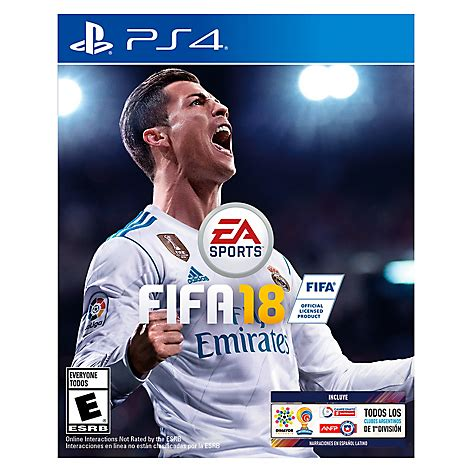 Sale Ps4 Fifa 2018 Region 3 New electronic arts juego fifa 2018 ps4 falabella
