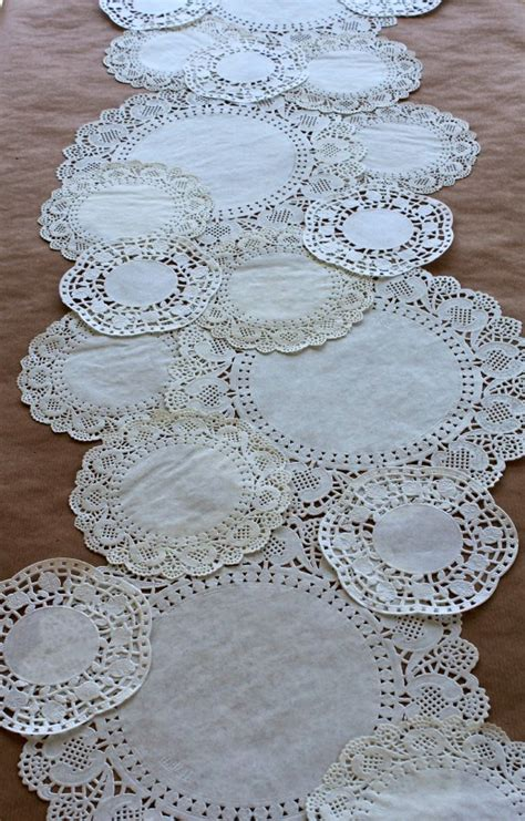 What To Make With Paper Doilies - that birthday invitations and