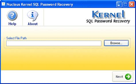 windows reset password kernel panic download free kernel sql password recovery by software 39612