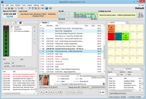 radioboss radio automation software