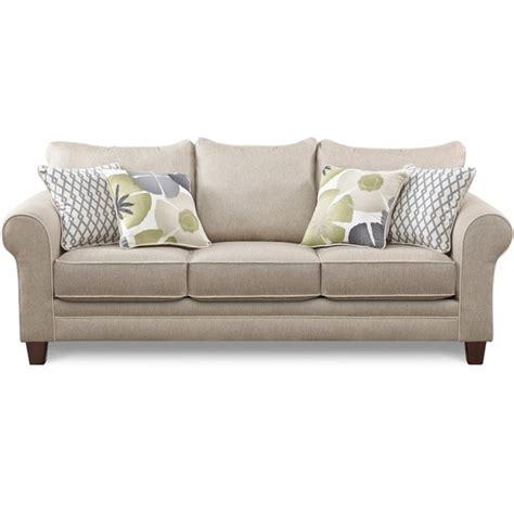 van couch art van evan queen sleeper sofa 17101893 overstock