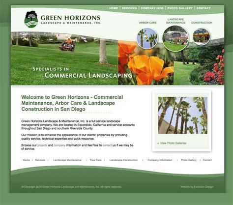 top 28 web based landscape design web based home lansdcaping maintenance company website evolution design