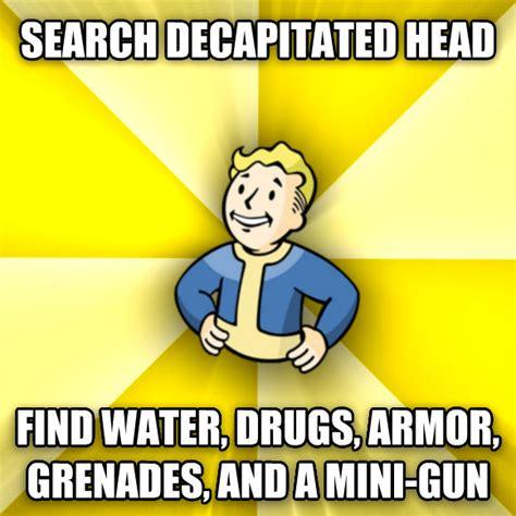 Funny Fallout Memes - fallout logic