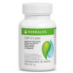 Cell U Loss Celluloss cell u loss de herbalife