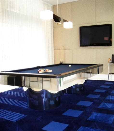 Miami Cribs by Modern Pool Tables Basement Traditional With Stainless