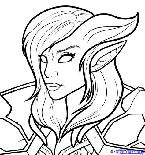 coloring pages of world of warcraft 17 best images about world of warcraft coloring pages on