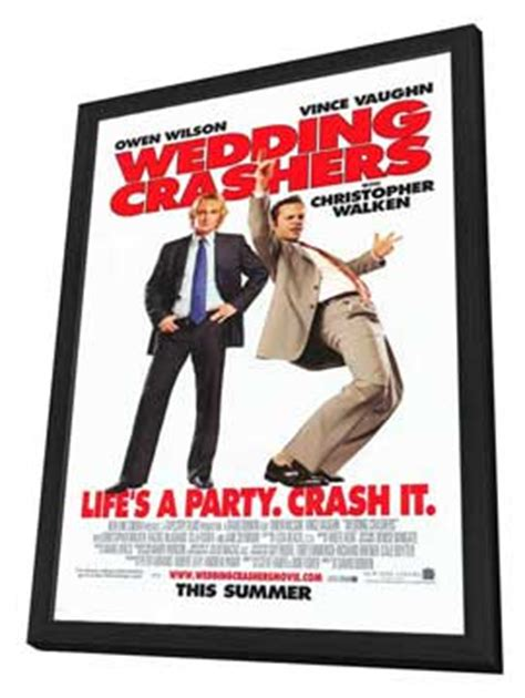 Wedding Crashers Poster by Wedding Crashers Posters From Poster Shop