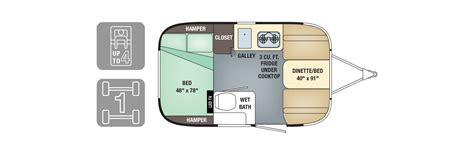 airstream floor plans floorplans sport airstream