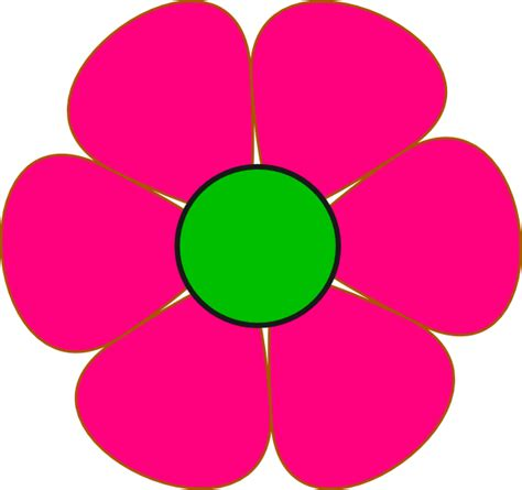 Sehm04 Set Hm Pink Flower Flower flower clipart images wallpaper and free