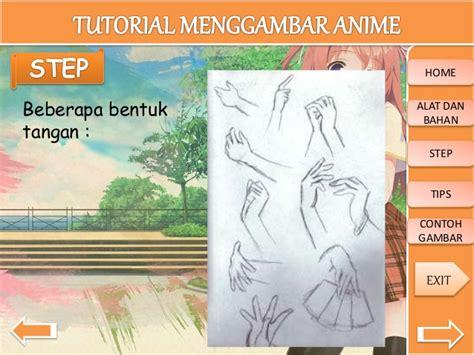 tutorial menggambar anime untuk pemula tutorial menggambar anime