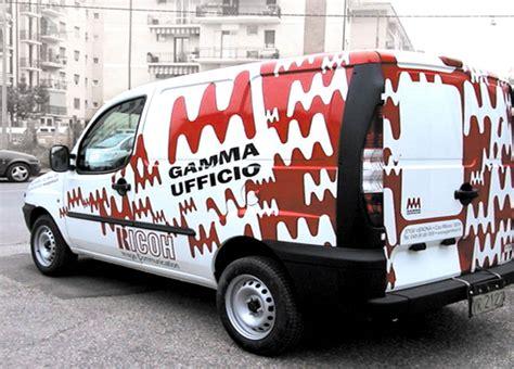 gamma ufficio decorazione furgone gamma ufficio