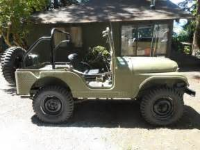 kaiser willys jeep 1958 jeep kaiser willys for sale photos technical