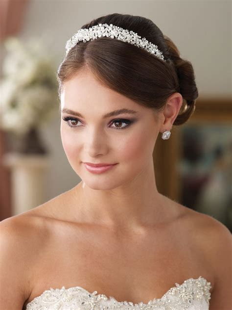 Bridal Headpieces by Bridal Headpieces And Veils At Vera S House Of Bridals In