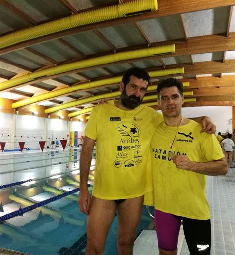 master cadena zamora electrovecar zamora liga master tres medallas en el m 225 ster de nataci 243 n