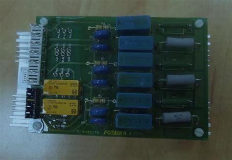 Ic Op Ad827 Ad827jn Ad827jnz potain crane spare parts mc110 rcv vac omd trolley