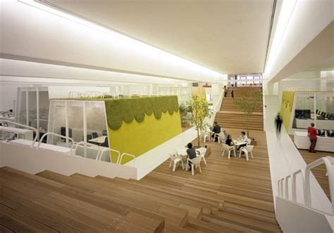 inspiring offices tbwa hakuhodo inspirational offices tokyo office snapshots