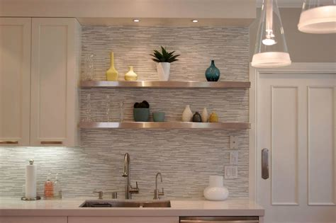 white backsplash tile 50 kitchen backsplash ideas