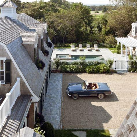 Patrick Ahearn Architect hamptons motor court dream homes pinterest motors