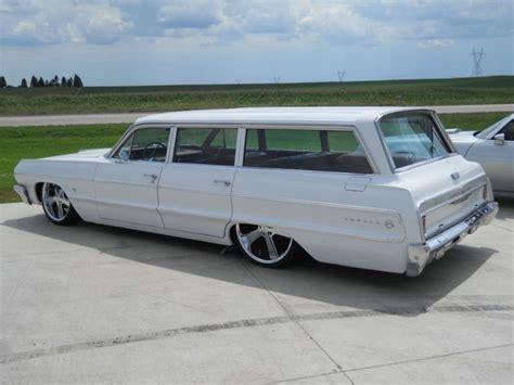 64 Chevy Impala Station Wagon Chagne Chevrolet Impala Wagon Impalas Chevrolet Impala And