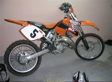 2000 Ktm 125sx 2004 Ktm 125 Sx Moto Zombdrive
