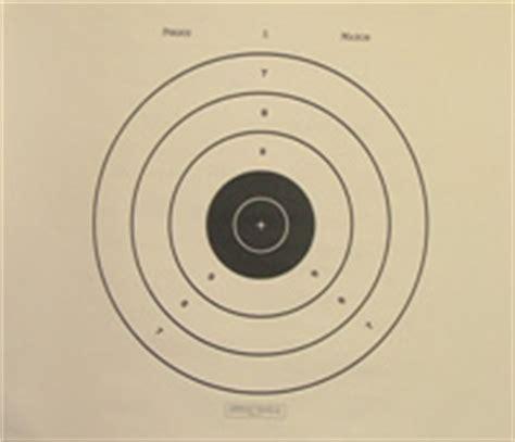 printable match targets domagron law enforcement police l match repair center