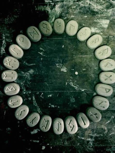 rune stone circle ancient runes runes rune stones