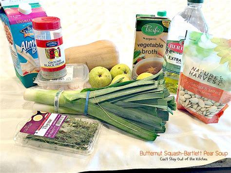 butternut squash and pear soup recipe ina garten vegan butternut squash and pear soup