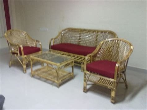 Cane Furniture Cane Sofaset Rattan Sofaset And Bamboo