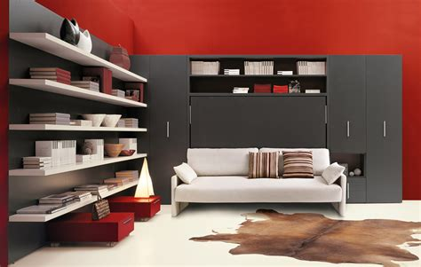 murphy bed sofa systems circe sofa wall bed by clei anima domus