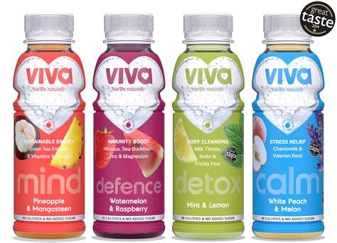 Detox Market Package by Viva Sugar Free Functional Drinks