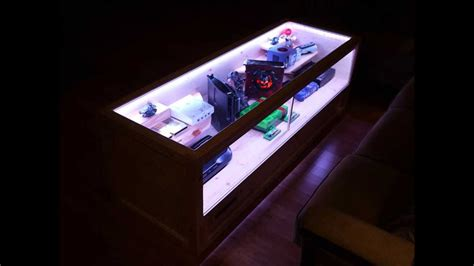 Craigslist Storage Bench Coffee Tables Ideas Awesome Gaming Coffee Table Plans Diy