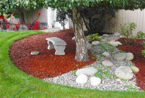 rocks for landscaping landscaping with rocks pictures 2015 designs ideas