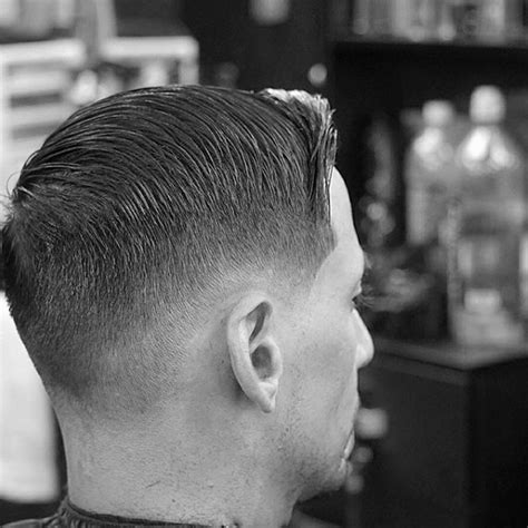 modern taper haircuts taper fade haircut for 50 masculine tapered hairstyles