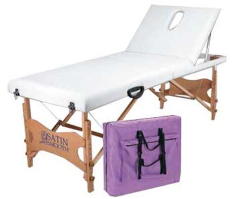 waxing bed satin smooth facial waxing bed with nylon bag