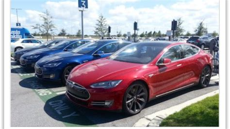 Tesla Lease Deal 698 Month Tesla Model S Lease Now On The Table