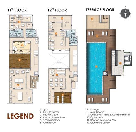 house plan com vajram esteva ultra luxury condominiums