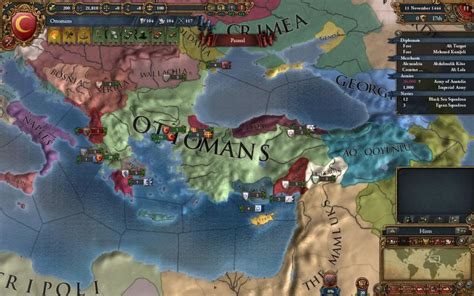 ottoman empire start lets play a game europa universalis iv as ottoman empire