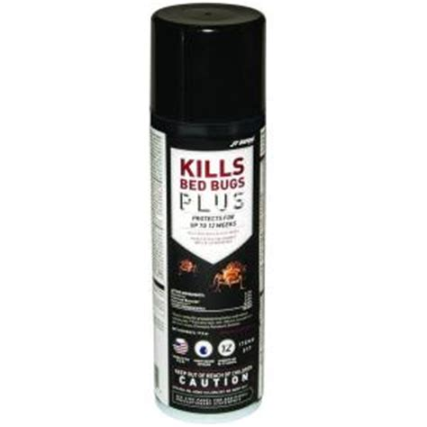 bed bugs spray home depot jt eaton kills bed bugs plus 17 5 oz aerosol water based