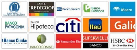 banco santander argentina repaso de bancos y destinos con el uso de las tarjetas de