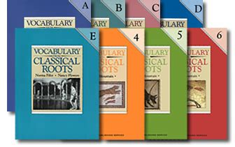 a middle vocabulary classic reprint books about the program vocabulary from classical roots