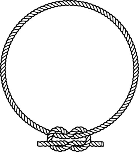 inkscape tutorial rope circle rope clipart best