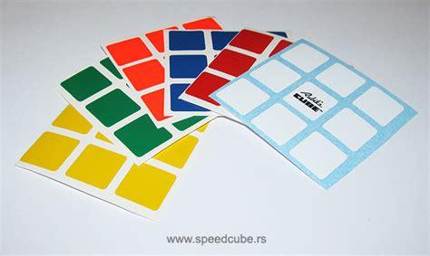 Rubik 5x5 Magic Cube Yongjun Kode Ss7478 nalepnice za rubikovu kocku 3x3x3 orginalne speed cube