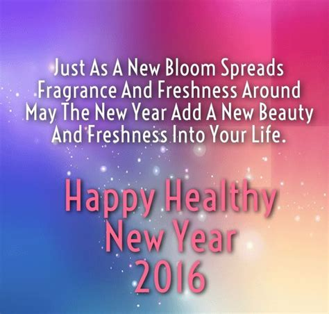happy healthy new year 2016 pictures photos and images